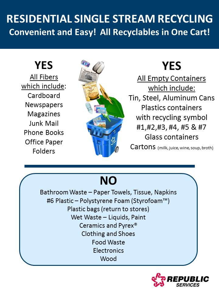 City Of Woodson Terrace Waste Service